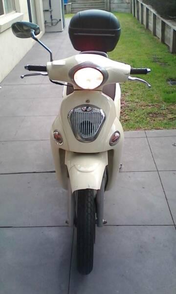 2008 Kymco 150 cc Espresso Bug