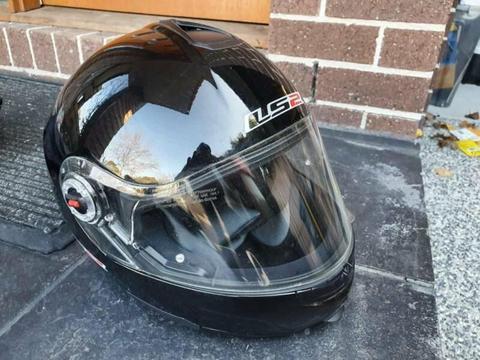LS2 Motorcycle Road Helmet
