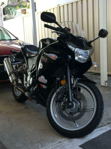 2012 CBR250R great condition only 10k