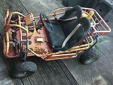 110cc Engine 3 Speed With Reverse
