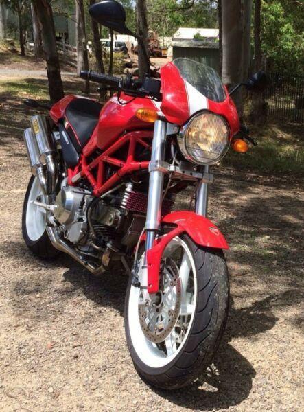 Ducati Monster S2r 800 one owner