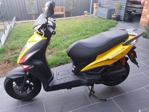 Kymco 125cc