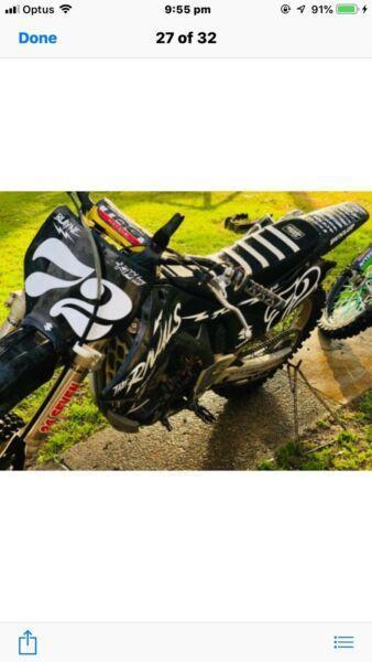Rmz 250cc