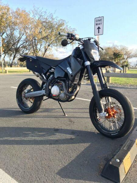 LAMS Supermotard