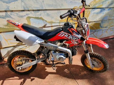 Thumpstar 110cc Pit/Dirt Bike For Sale