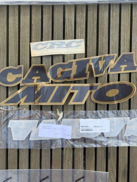 Cagiva Mito 125cc stickers