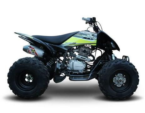 THUMPSTAR ATV 250cc | QUAD BIKE | ALL TERRAIN | 4 WHEELER