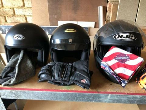 Motor Cycle Accessories