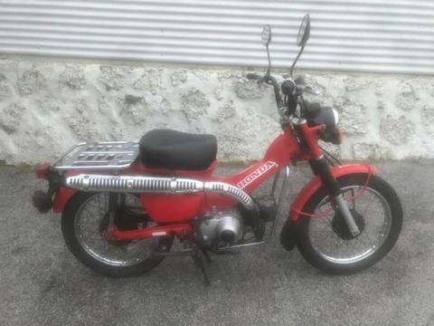 Honda CT110 2010 Postie