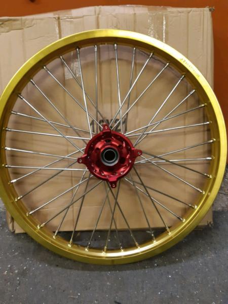 Dirt bike Rims