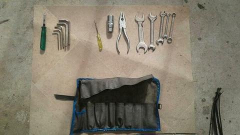 BMW tool kit-motorcycle-ballarat
