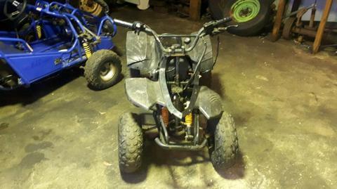 110 cc quad $120