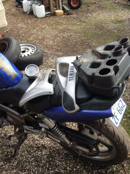 For sale Yamaha 250cc 4 stroke zeal