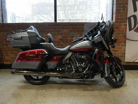 2019 Harley-Davidson CVO LIMITED 117 (FLHTKSE) Road Bike 1923cc