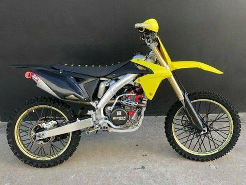 2014 Suzuki RM-Z250 250CC Motocross 249cc