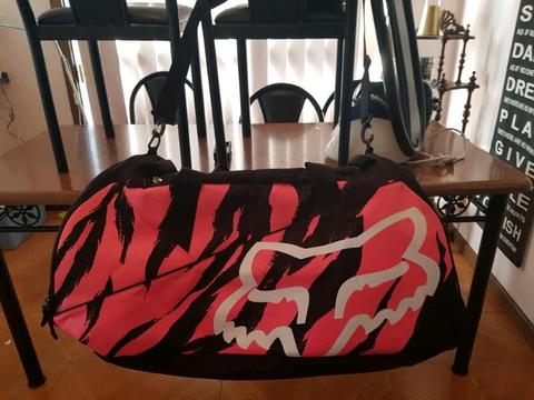 Fox motorbike gear bag