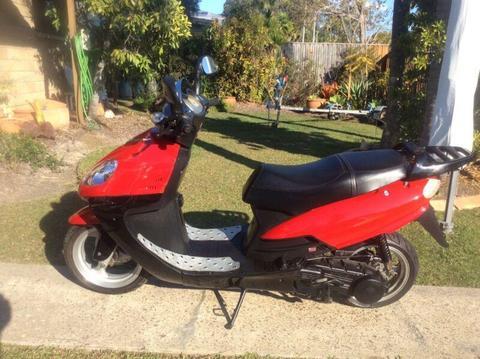 150cc Scooter RWC 6 Months Reg GY6