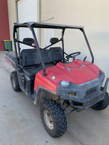 Polaris Ranger 500 EFI buggy Side by Side