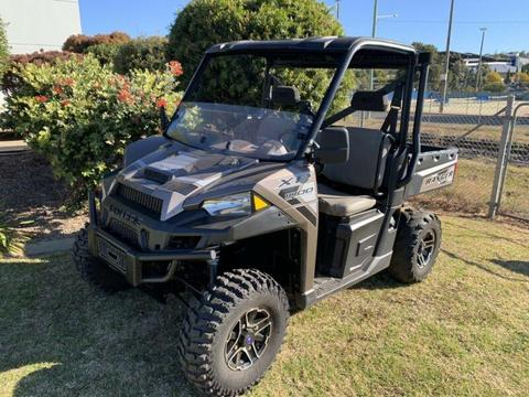 Polaris Ranger XP 1000 Side by Side buggy