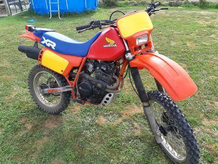 Wanted: Wanted yamaha tt350 or other