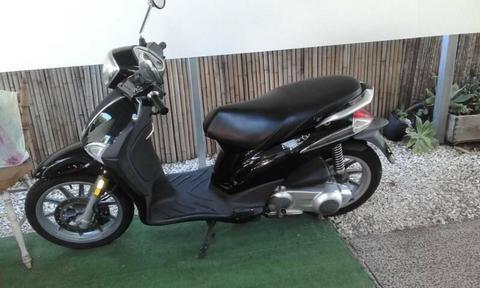 Piaggio Motor Scooter