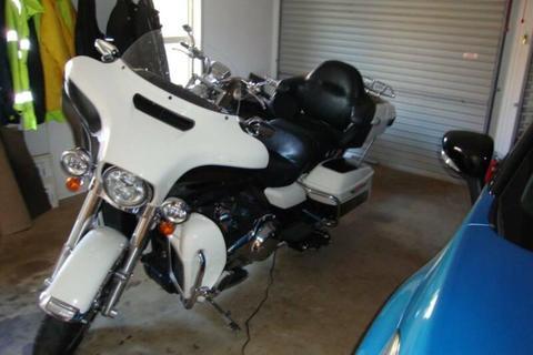 Harley Motor Cycle