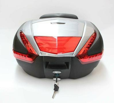 Motorcycle Top Box Helmet Holder Deluxe E68