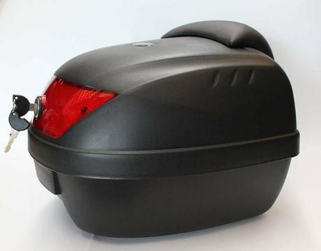 Motorcycle Top Box Helmet Holder E32