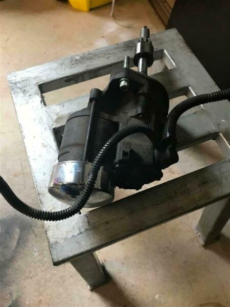 Harley Softail Starter motor