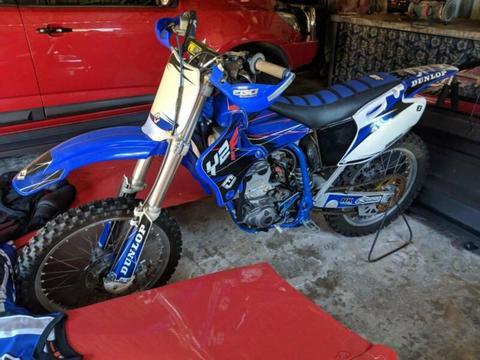 YZF 250cc