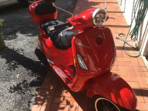 300cc Bellavita TGB Scooter