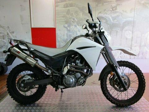 2011 Yamaha XT660R