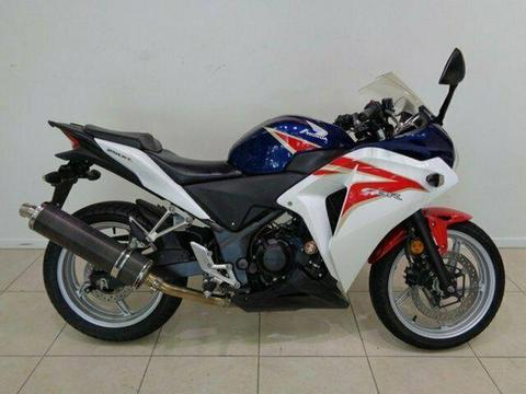 2011 Honda CBR250R 250CC Sports 249cc