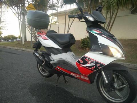 Aprilia SR 50cc