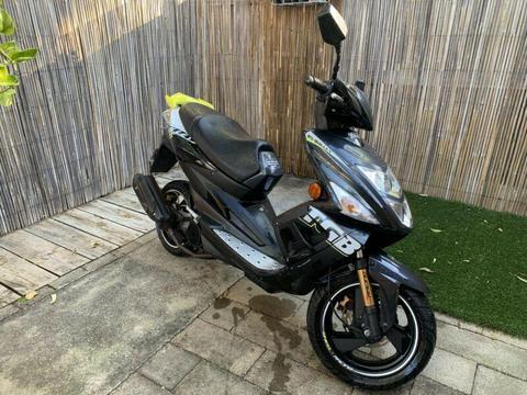 TGB 150cc Scooter