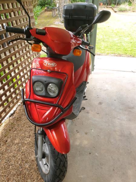 TGB 50cc scooter