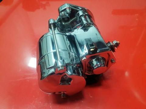 Harley davidson starter motor