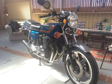 Classic Honda Super Sports 1978 Model
