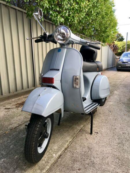 2012 VESPA Lml 150 FULLY RESTORED