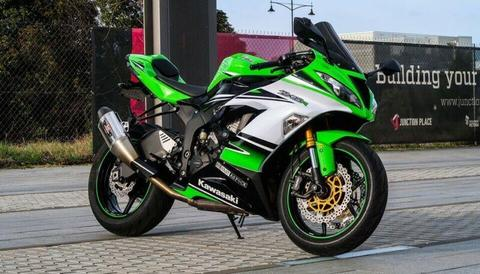 LAMS APPROVED 2014 Kawasaki Ninja ZX-6R 30th Anniversary Edition