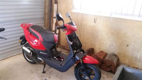 Scooters 50cc for sale