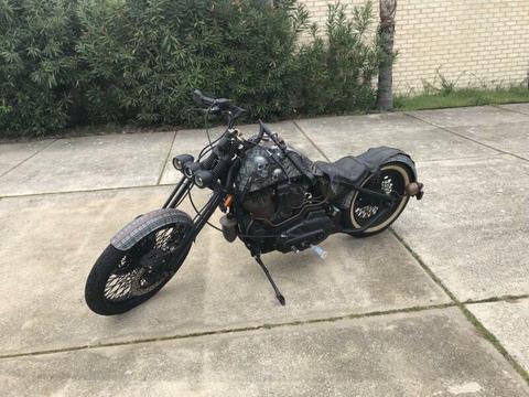 1980 Harley Davidson Custom