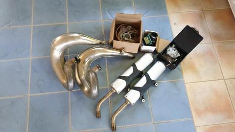 Husqvarna Tx300 parts