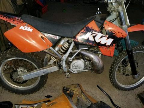 Ktm 380/360