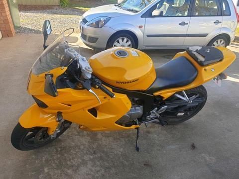 Lams Motorbike