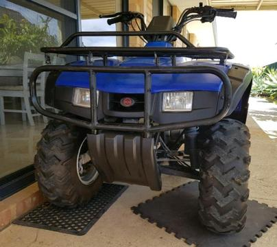 250cc 4 Stoke ATV Quad Loncin Desert Storm III LX250