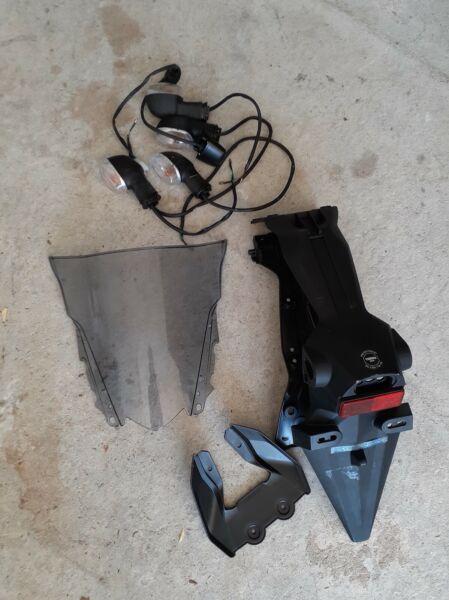 Yamaha R3 accessories