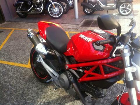 Ducati Monster 2012. 659