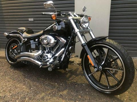 Harley Davidson Breakout - GOING CHEAP!