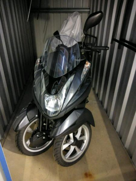 Yamaha Trike Scooter